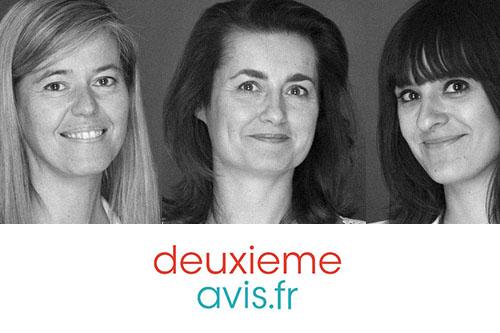 """""""Médecine à distance : Deuxièmeavis.fr lève 2,5 millions d'euros"""" par Les Echos Business"""