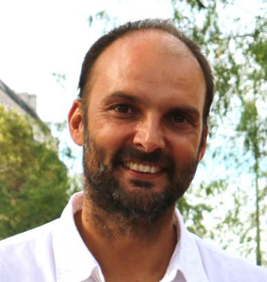 Portrait : David Lorrain, fondateur de Recyclivre
