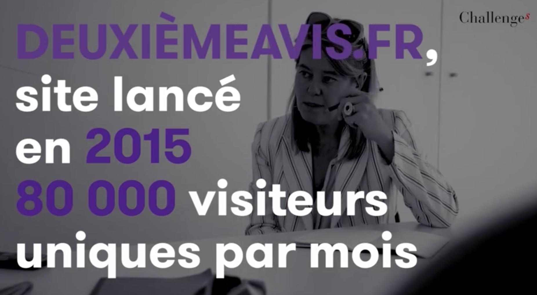 Notre participation Deuxièmeavis.fr dans Challenges