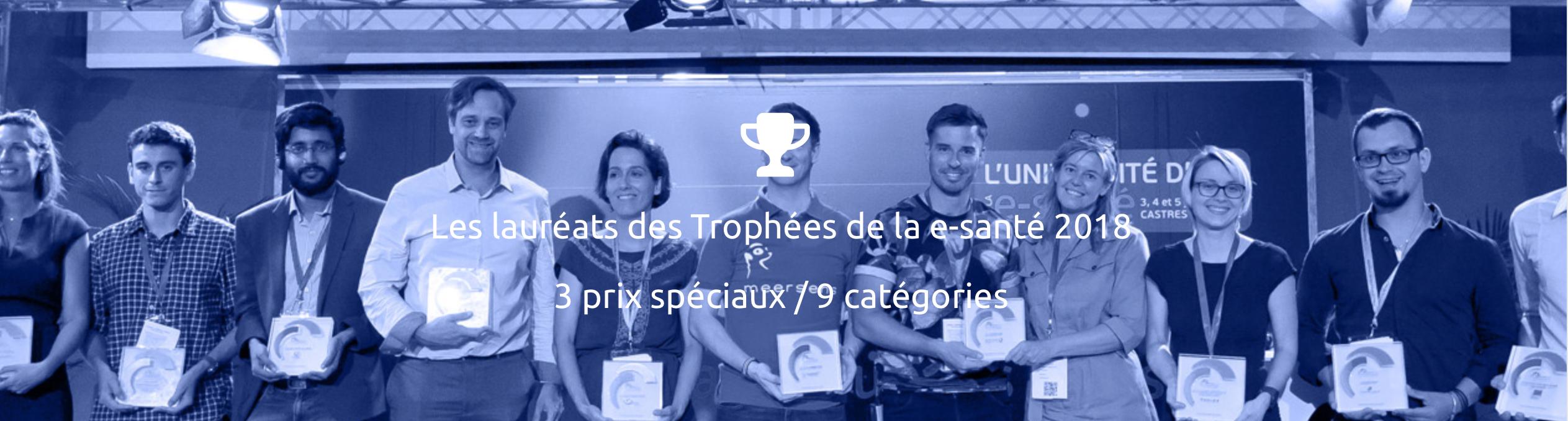 Deuxième avis.fr remporte le prix Télémédecine des Trophées de la e-santé