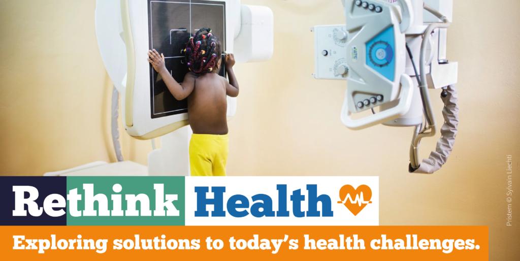 """Sparknews promeut les solutions en santé avec son opération """"Rethink Health"""""""